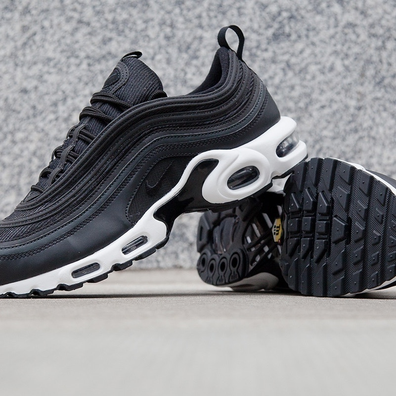 newest collection 9f04d a5c25 Nike Air Max 97 x TN Hybrid / Nike Air Max TN Plus...