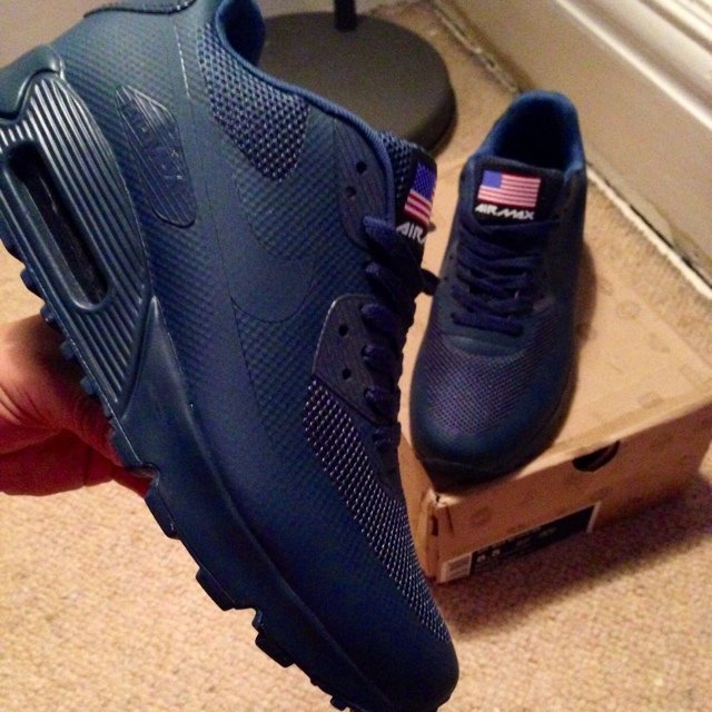 detailed look 2e9fd 17487 @lawzt93. 5 years ago. Porth, United Kingdom. Nike Air Max Hyperfuse  Independence ...