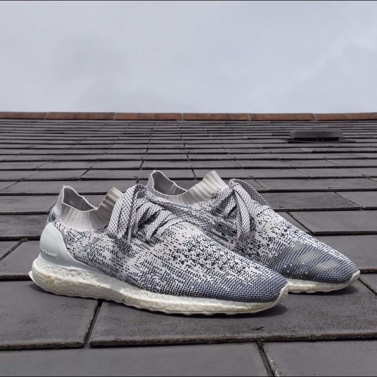 release date: 9f853 eb9a8 heatwavevintage. 10 months ago. Plymouth, United Kingdom. Adidas Ultra  Boost Uncaged White Navy ...