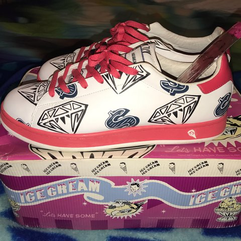 47e16afaf7fdf8 Billionaire Boys Club Icecream Shoes. Pharrell