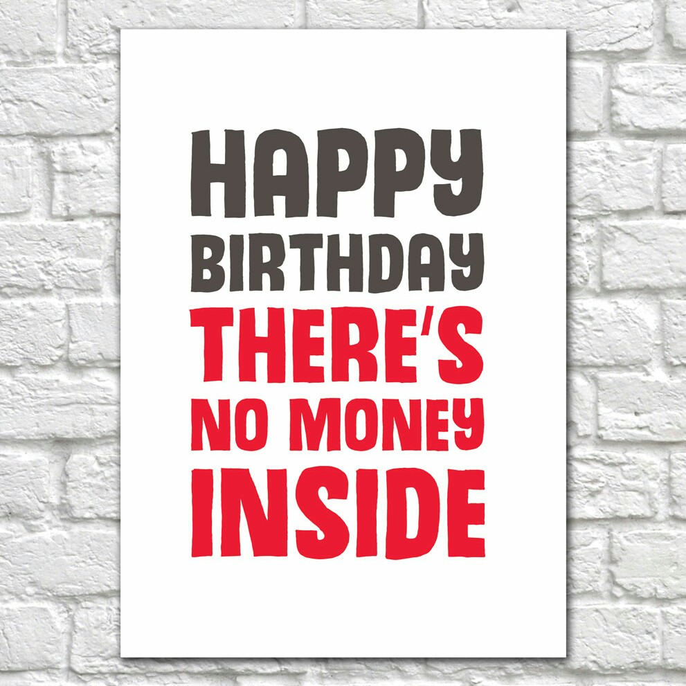 Pleasing Funny Birthday Cards Birthday Card For Boyfriend Depop Funny Birthday Cards Online Fluifree Goldxyz