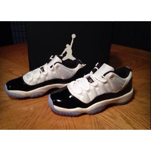57a3cea628695a Nike Air Jordan 11 Retro Low Concord coming in! UK 3