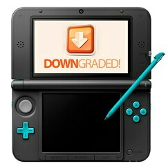2DS 3DS N3DS Downgrade A9LH CFW OTP Homebrew