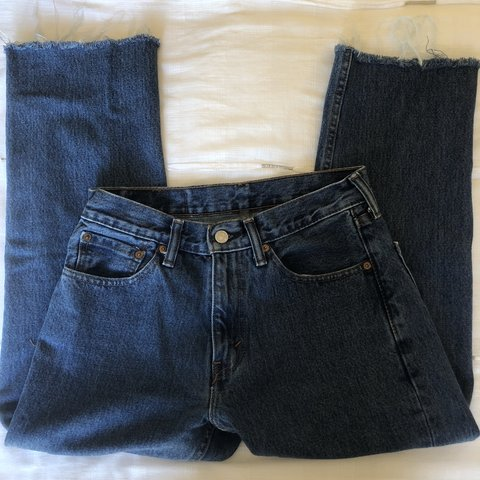 2778eb92 @isabellabellerose. 5 months ago. United States. cutoff vintage 505 levi  jeans, in great condition ...