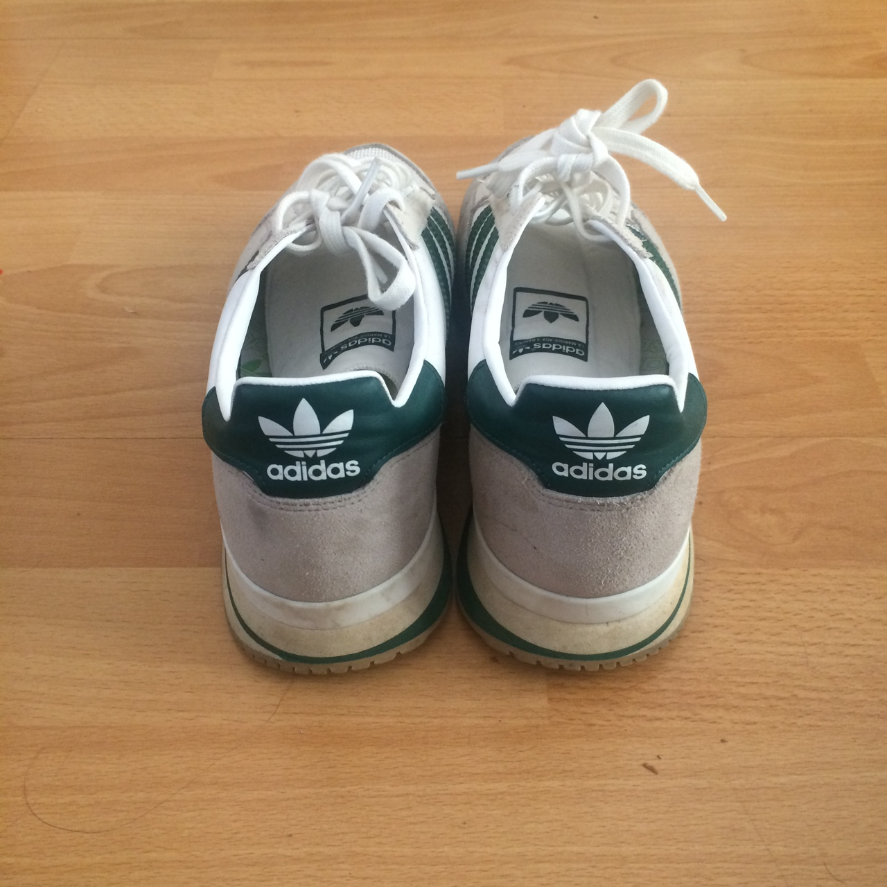 sale retailer a7a24 41729 Adidas X United Arrows ZX 500 OG UA - White and Forest ...