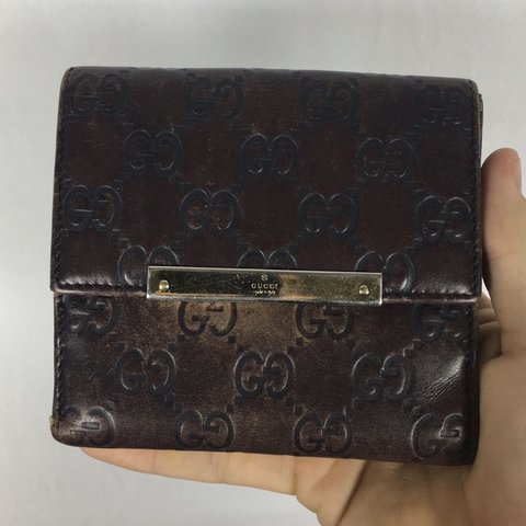 ede378a8ff93 @godspeed16. 3 months ago. El Cajon, United States. Gucci Monogram Wallet  ONE SIZE FREE DOMESTIC SHIPPING ON ALL ...