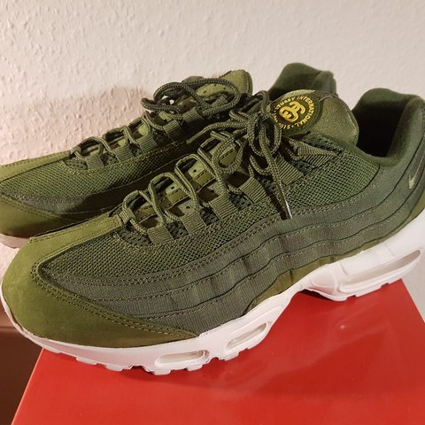 new product e0b92 7c093  lux21. 5 months ago. Genève, Genève, CH. Stussy x Nike Air Max 95 Green