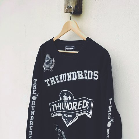 064b194688 The Hundreds sweater 💣 from America 🇺🇸 in good condition