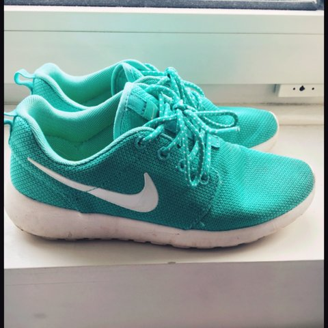 0033b9f63d28 Nike roshe run size 5.5. Would fit 5 or small 6. Amazing as - Depop