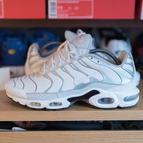 "info for 5443e 742fb Nike Air Max Plus TN ""Clouds"" 2014 release made in Comes - D"