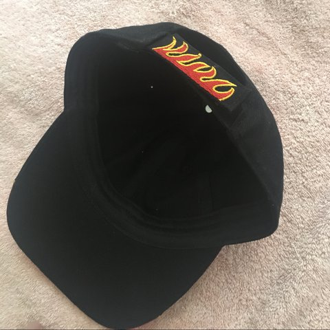 flame daddy cap🔥 brand urban outfitters Tag uo urban flame - Depop e17d8e4033ac