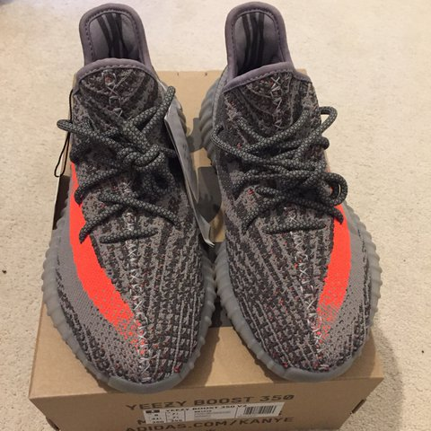 7a82a3cb73b21 Yeezy boost 350 V2 beluga UK size 7.5 100% authentic