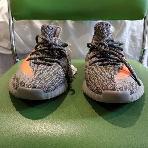 004b262db ... 29bc08aed1d Adidas Yeezy Boost 350 V2 Beluga UK 8 DS with tags Will my  - Depop ...