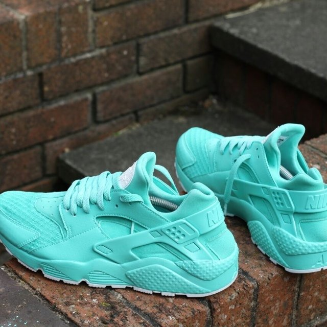 Air Huarache Custom Nike Air Huarache Coqui Custom Air huarache mint custom  by rysn customs. 15cba2bba