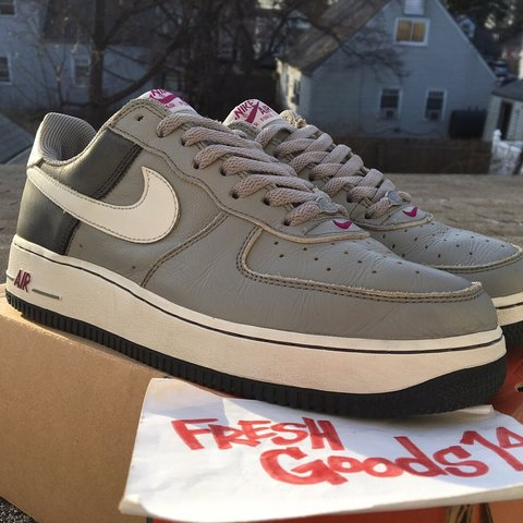 separation shoes 43d1f 84f99 Very Near  Deadstock.  Nike Air  Force 1 JD SPORTS released - Depop