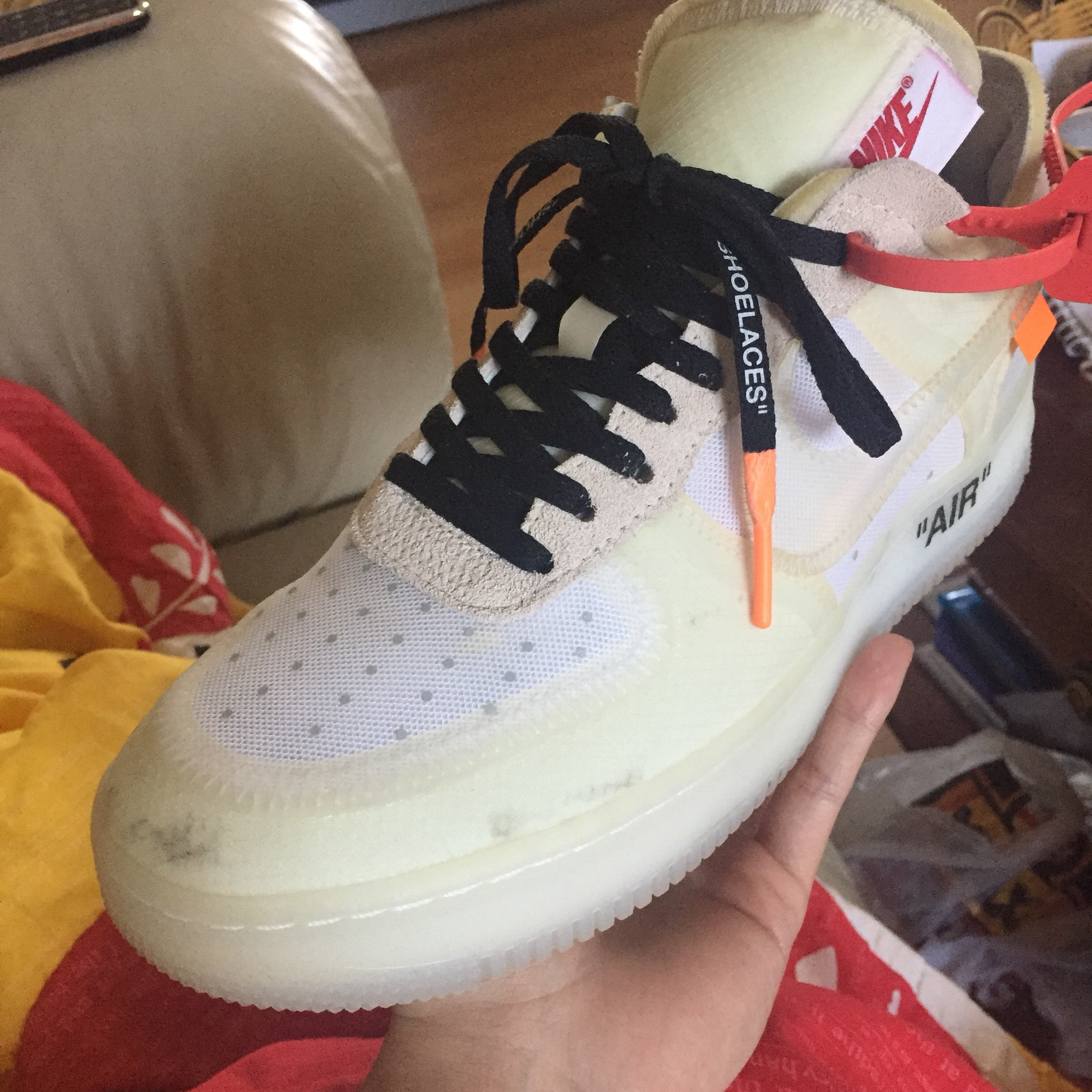 Nike The Ten Air Force 1 Low