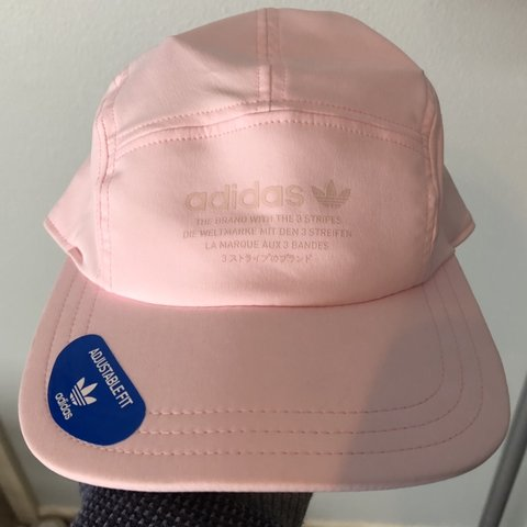 f4ff58d6215a6 • BRAND NEW light pink adidas originals hat • retails for - Depop