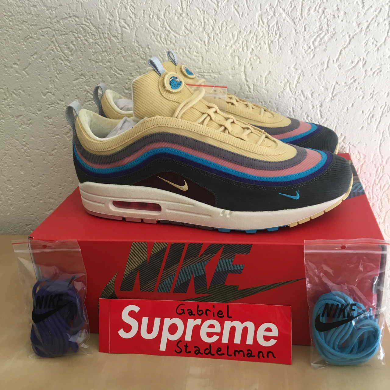 Nike Air Max 197 VF Sean Wotherspoon Deadstock Depop