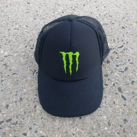 reputable site 0400d c34a0 CLASSIC MONSTER ENERGY DRINK TRUCKER- 0
