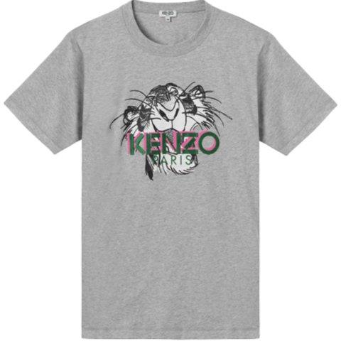 60c0254a01 Men's small 100% real Limited edition Jungle book Kenzo new - Depop