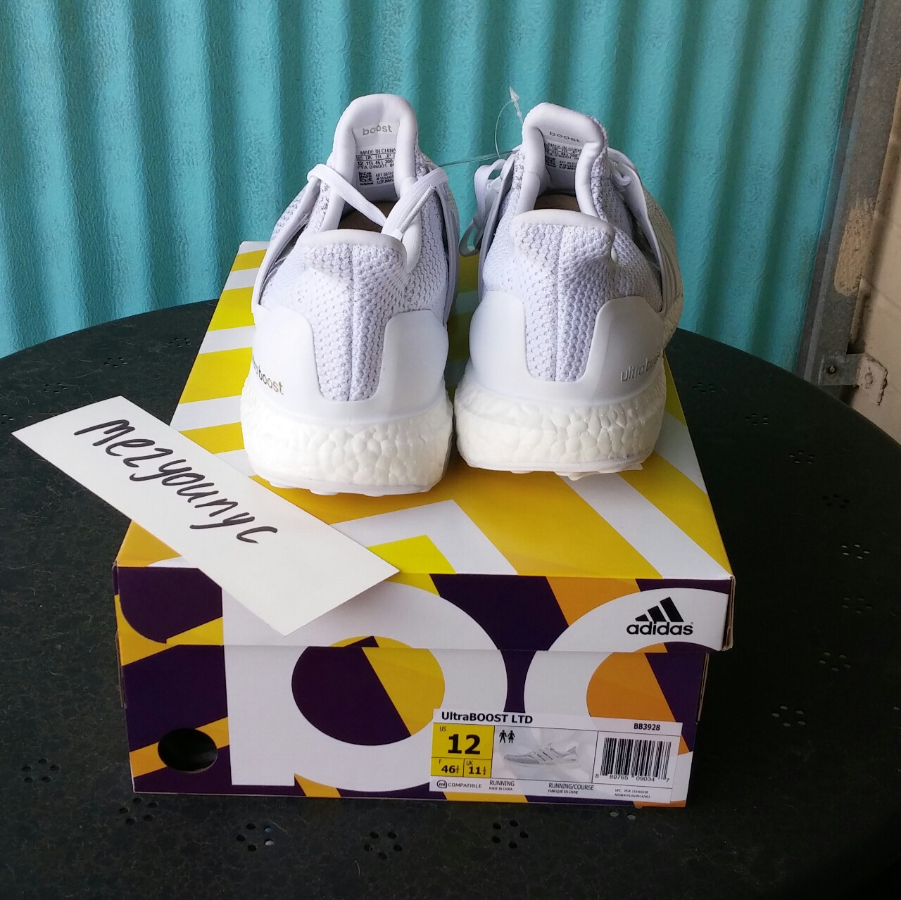 LIMITED 3M Ultraboost 2 0 White  These were hard to    - Depop