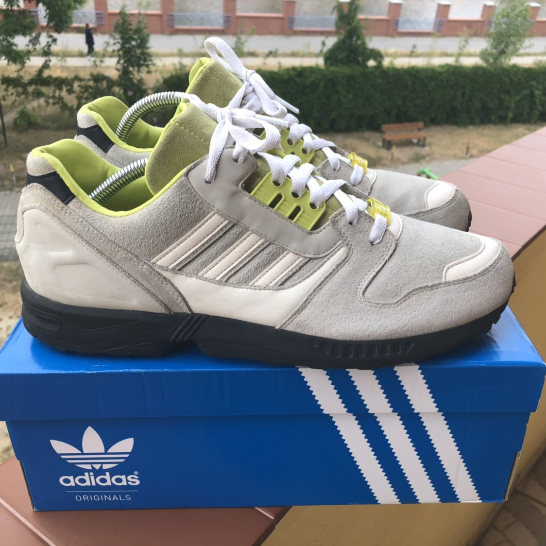 size 40 6065d f40e7 Adidas Torsion ZX 8000 From 2010. Good condition and ...