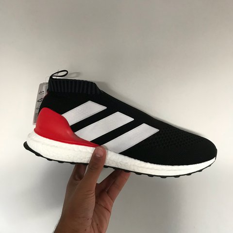 82be167076939 Adidas Ace 16+ PureControl Ultra Boost Limited (LTD) Size 10 - Depop