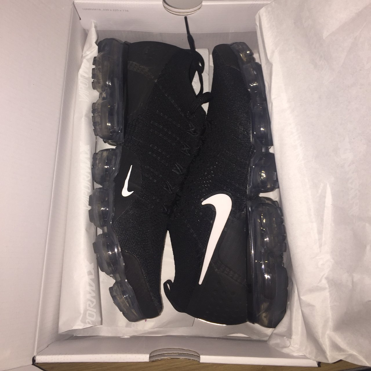 be8803e383 @ibraar07. 8 months ago. Stoke-on-Trent, United Kingdom. Nike air vapormax  flyknit. Worn once. Condition 9.5/10