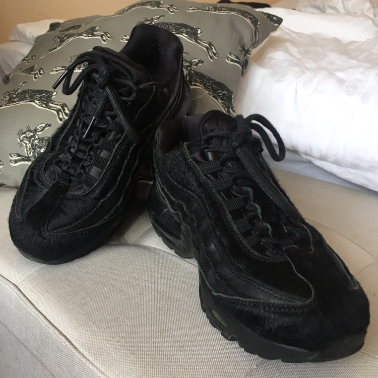 PRICE DROP NEED TO SELL!!! Nike Air Max 95 Pony Hair