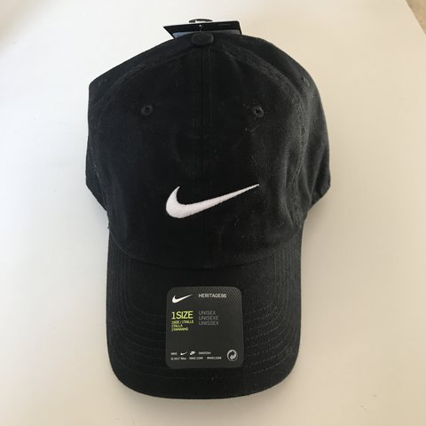 Nike Swoosh heritage 86 cap. Brand new. Welcome bundles and - Depop 8eb97c885648