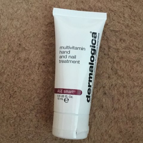 Dermalogica 15ml Multivitamin Hand and Nail Treatment #gift - Depop