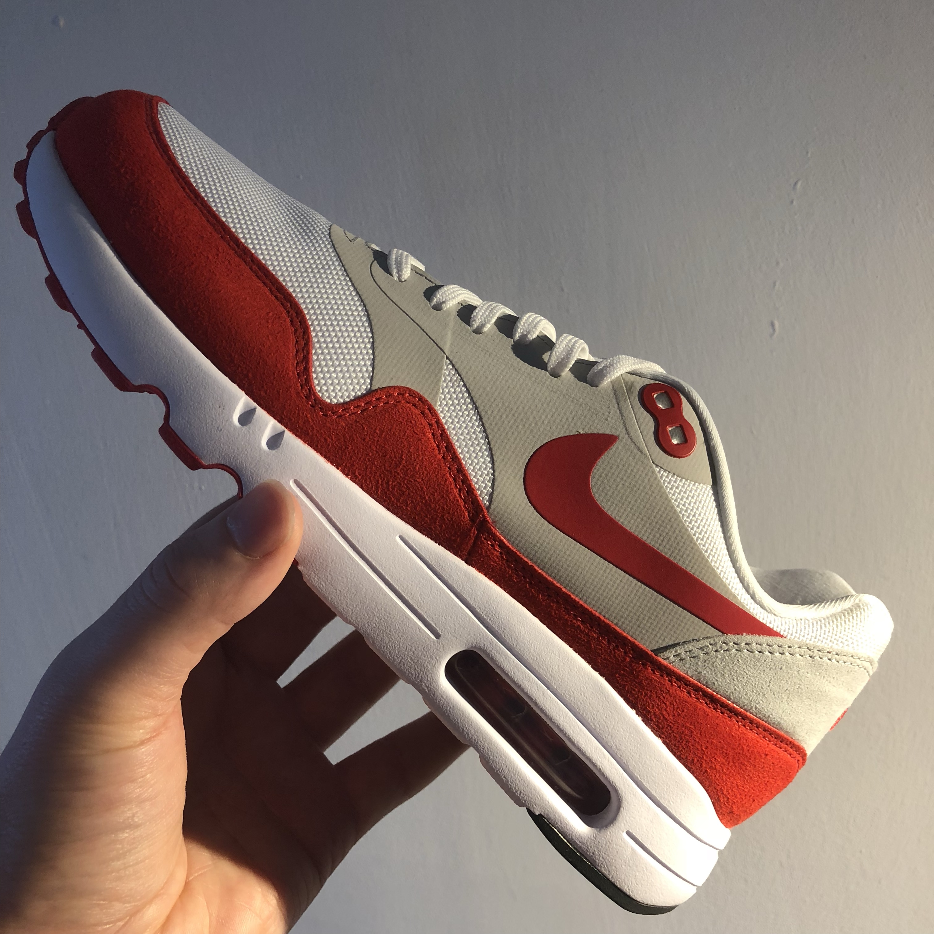 Nike Air Max 1 Ultra 2.0 LE anniversary OG Red Depop
