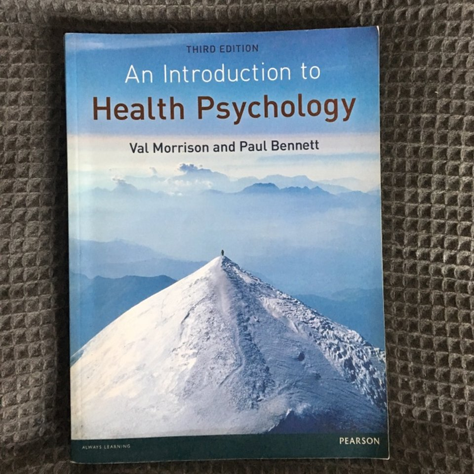 An Introduction To Health Psychology Dr Val Morrison Depop A video dedicated to celebrity couple american actress and dancer summer glau of firefly and terminator: depop