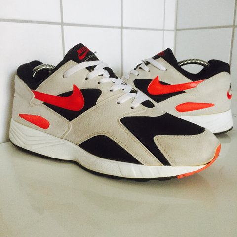 4aa7fe9993 Nike Air Pantheon US10,5 / UK9,5 from 1993 in replacement 2 - Depop