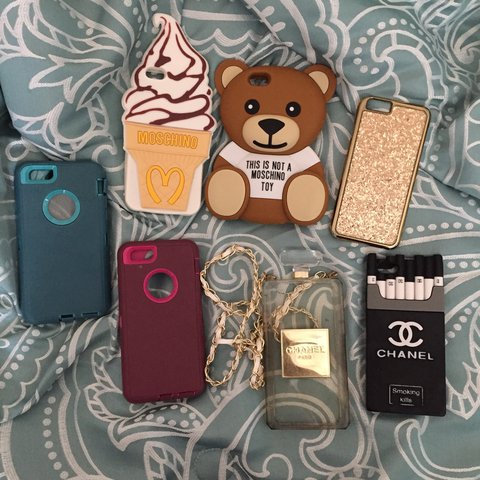 579521234d42 Case lot for iPhone 6/6s. Would like to sell as a lot but pm - Depop