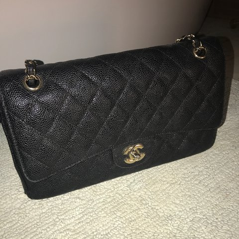 b80a0011f656c1 @milliegeorgiaruddock. 2 years ago. Essex, UK. CHANEL CAVIAR LEATHER  CLASSIC BAG. Still in beaut condition ...