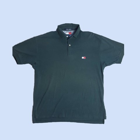 73f29e5b @millen_tom. 28 days ago. Ilkley, GB. Vintage Tommy Hilfiger polo shirt -  men's size small ...