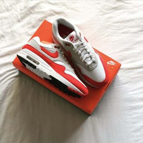 """Nike Air Max 1 Anniversary """"OG Red"""" 