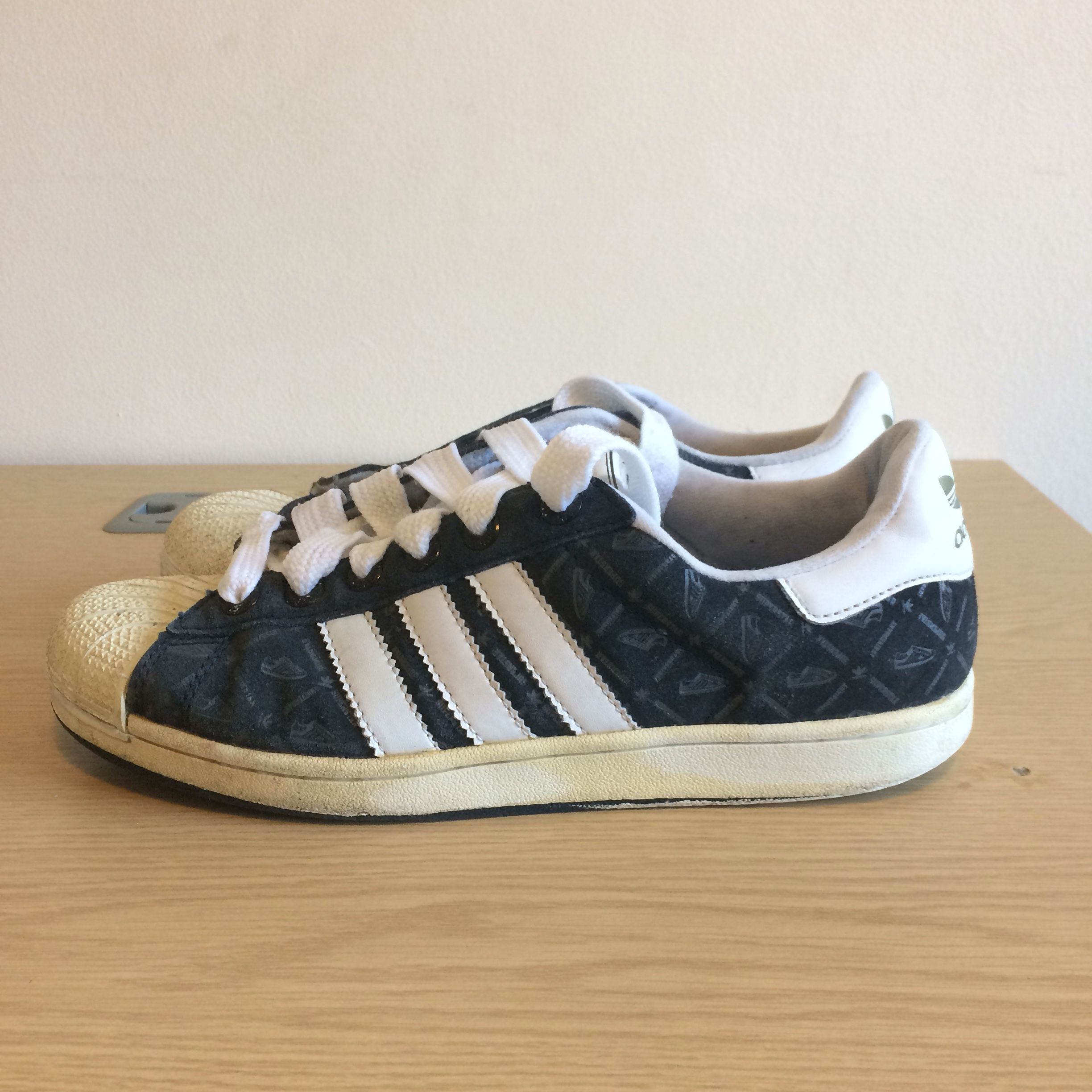 promo code be328 6fc36 Adidas Superstar 35th Anniversary special edition... - Depop