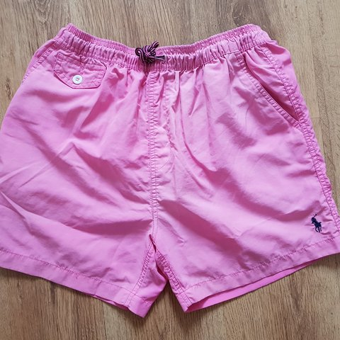 ab088e684 Polo Ralph Lauren Mens shorts swim surf swimming size L 34
