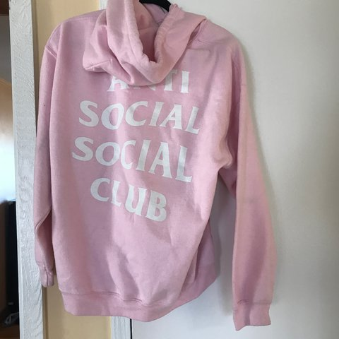 2f15e9f920c2 assc hoodie from cop vs drop no flaws except small stain on - Depop