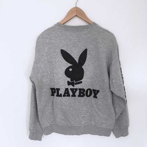 Vintage play boy sweatshirt nVRv03N