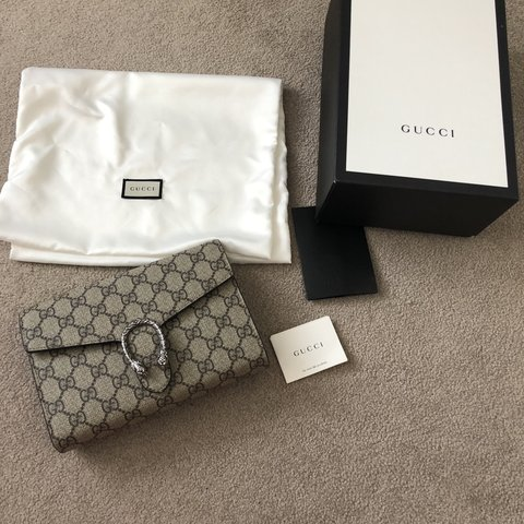 1f33683e0ed @faithgareyxxx. 7 months ago. Hatfield, United Kingdom. Gucci Dionysus  crossbody Bag
