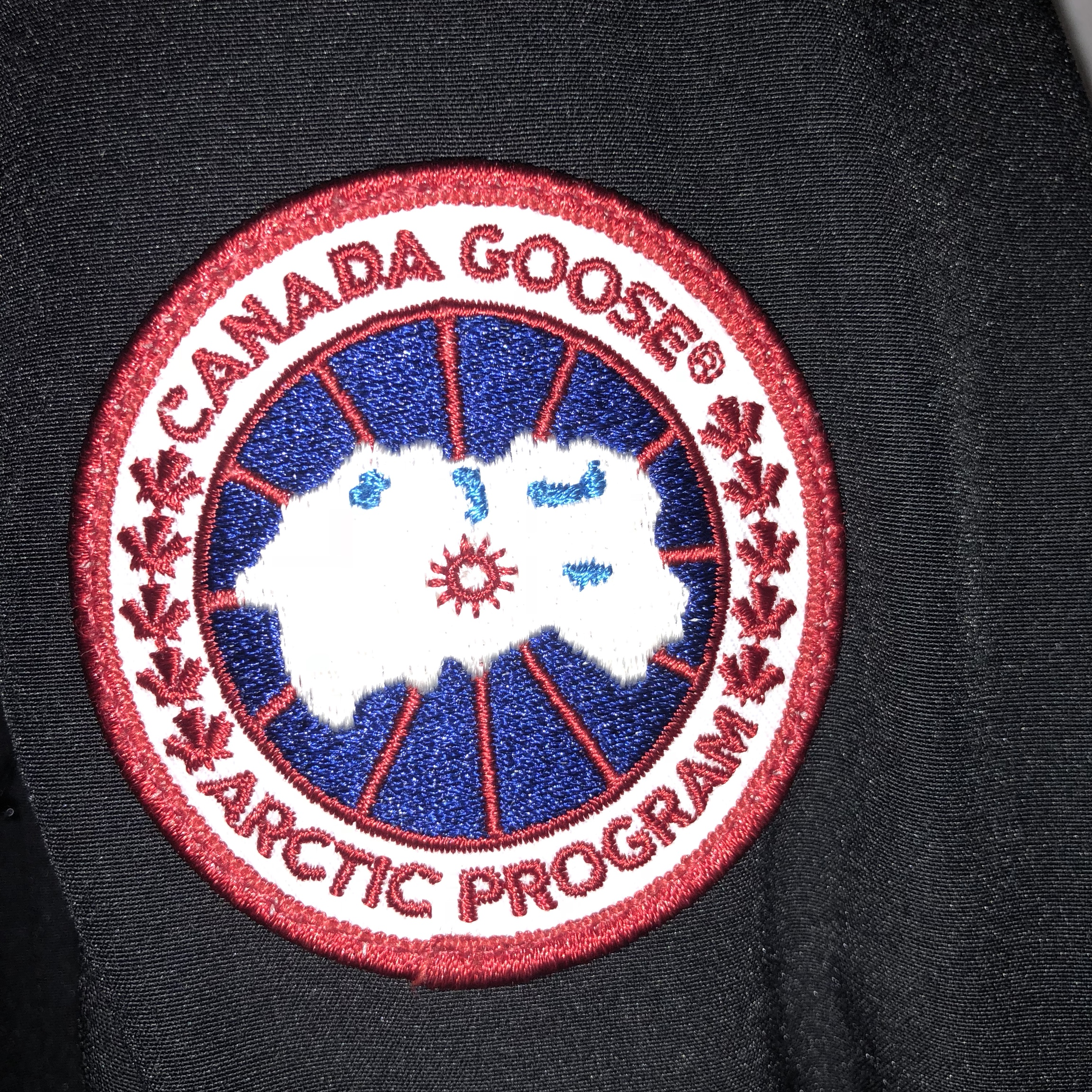 Canada Goose Chateau Parka Black Large No Fur Depop