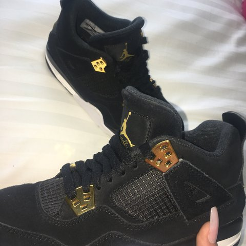 ba42b2592af air jordan retro 4 royalty only worn 2 times