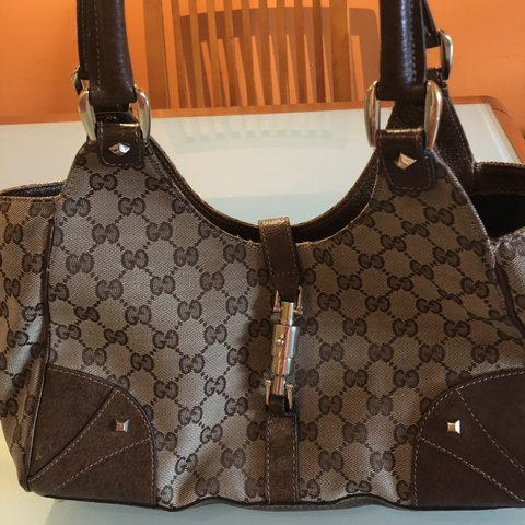 1e649189548732 @suemcgran. 6 months ago. Salford, United Kingdom. Authentic Gucci bag - in  very good condition.