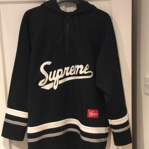 c793e581de13 Supreme Hockey 3M Reflective Hoodie. Bought from Supreme