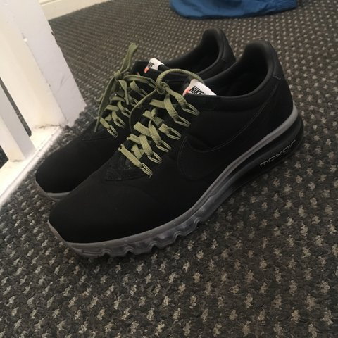 competitive price 9b3e9 770ef Nike air max 2017 LD one of a kind from Nike ID perfect on - Depop