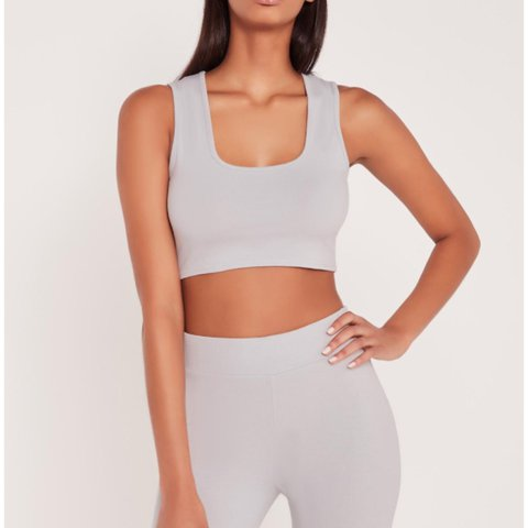 Activewear Clothing, Shoes & Accessories Carli Bybel X Missguided Two Piece Active Set Sz 0