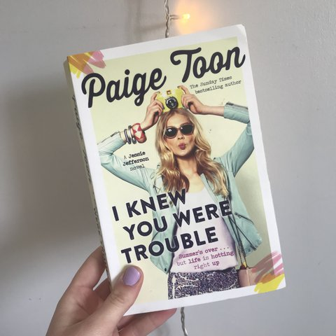 i knew you were trouble toon paige